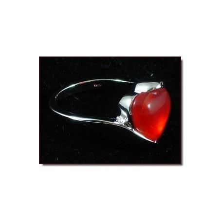 """925 Argent Pur Original Rouge Cornaline disque longues pierres plates fait main Boucles d/'oreilles 2.1/"""""""