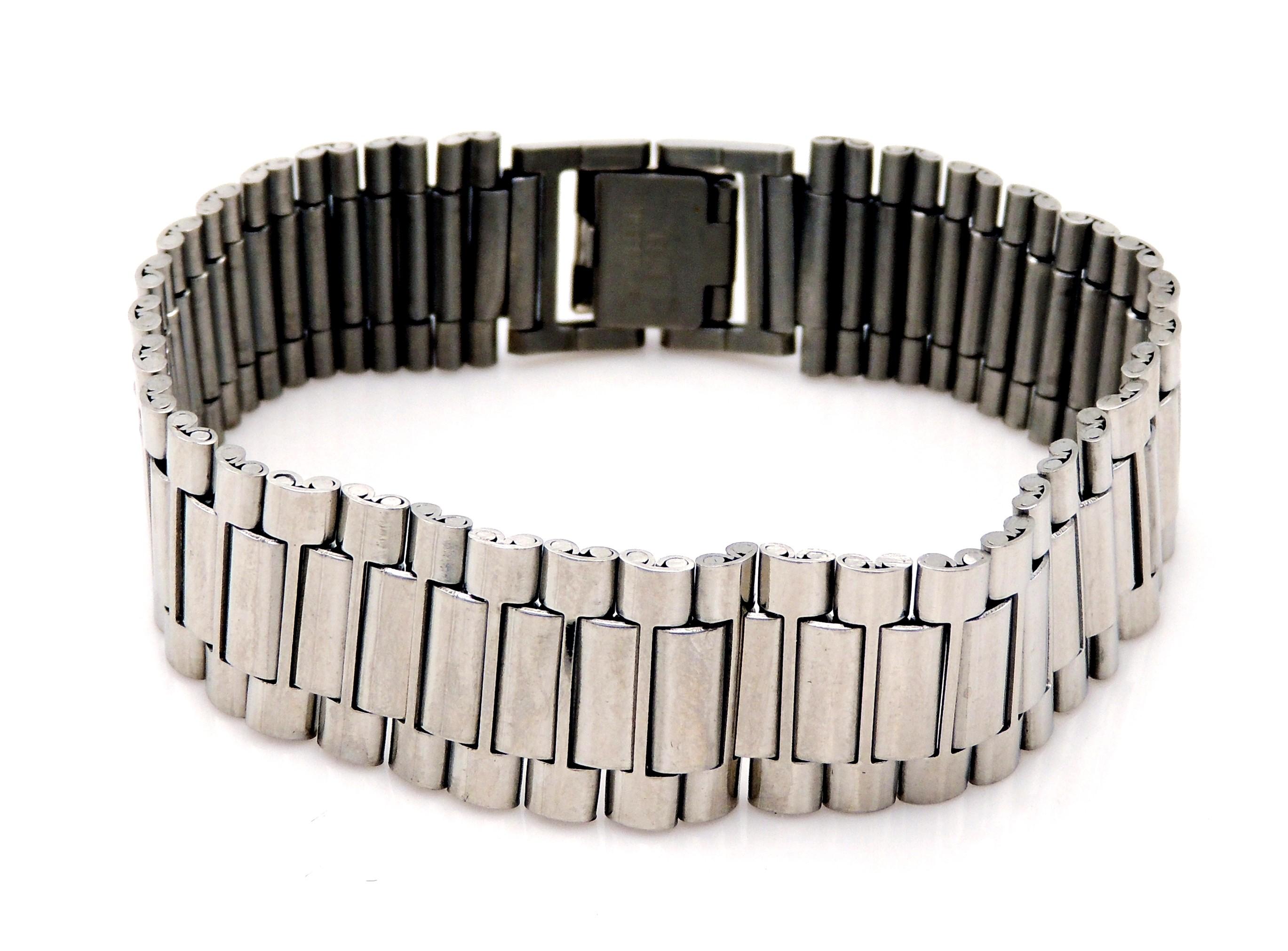 Bracelet Acier InoxydableType Homme Montre En rdhtQCsx